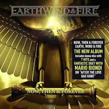 Earth Wind and Fire-2013-Now Then and Forever-Cover 02 Mario Biondi