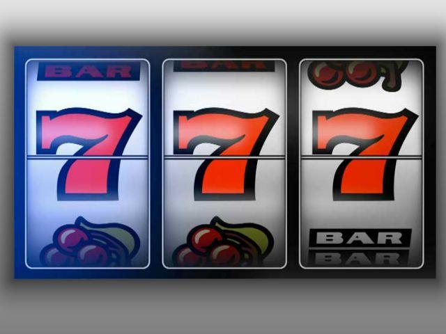 777 casino machine