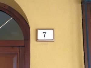 byman Personal Casa in Affitto numero Civico 7