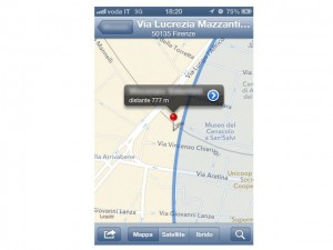 byman Personal iPhone Distanza 777