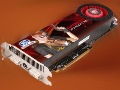 ATI Radeon 4870X2