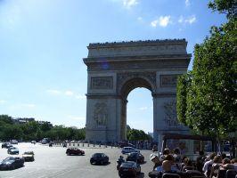 Paris-Arco di Trionfo 01