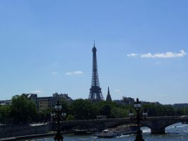 Paris-Tour Effeil 10