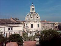 Roma-Veduta da un terrazzo di Piazza Venezia 01