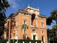 Roma via Regina Margherita