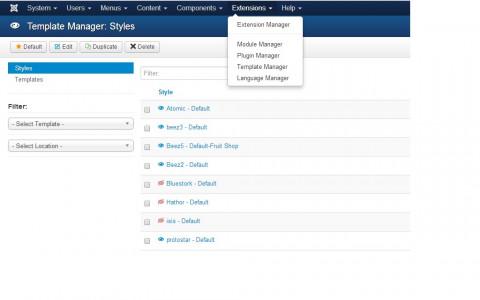 Method-2 Screenshot-Language-Manager-Menu