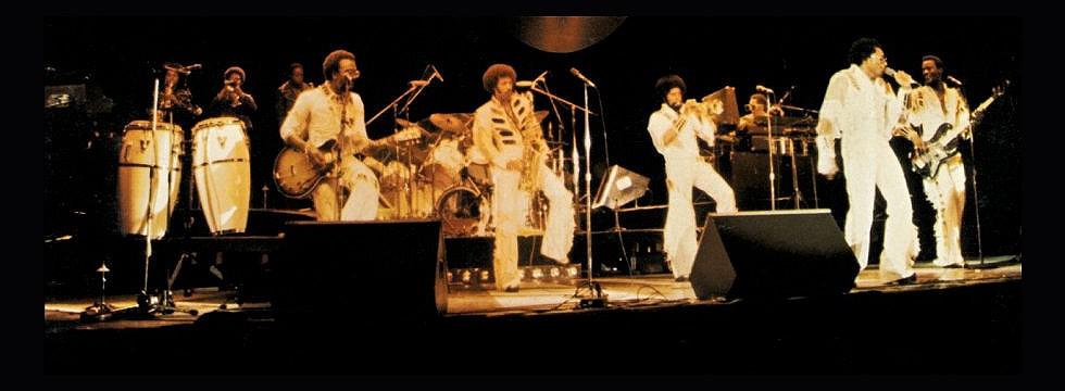 Commodores-Live 1977