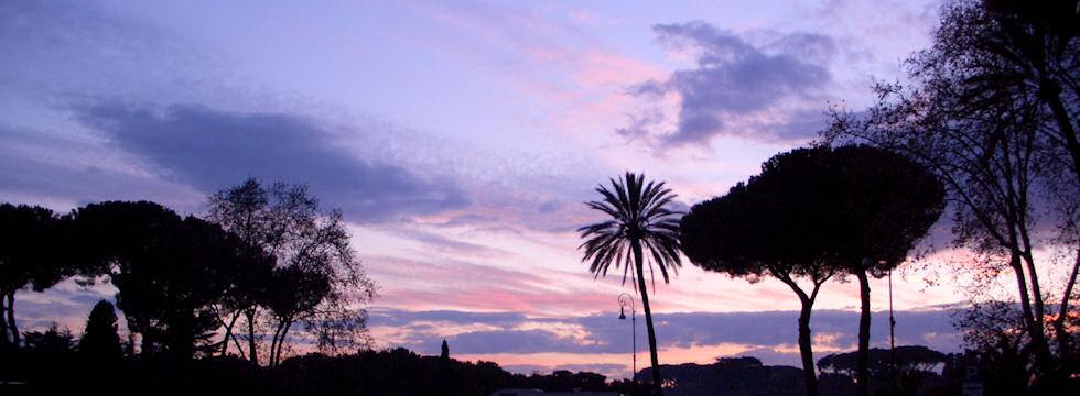 Gianicolo-Rome